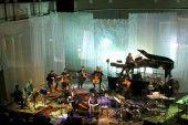 european music project - si tu savais - world music - melancholic - blue