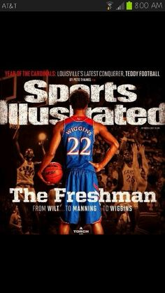 Rock Chalk Jayhawk!