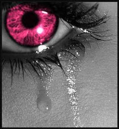 Pink Eye color | Pink Eye...for real