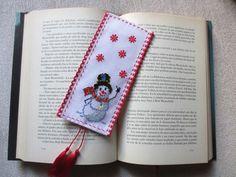 Marcalibros como lindos Regalos para Navidad   Aprender manualidades es facilisimo.com