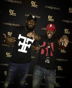 Bootcamp Radio's Gerry P & Dough From Da Go @ Def JAM ICONS ON THE RISE w/ Courvoisier - @ Promontory Chicago, IL