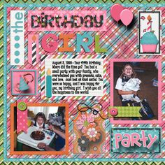 Pictures from my daughter's birthday.  Kit used: Celebrate her by Connie Prince.  Template: It's Your Birthday by LissyKay Designs available at http://www.godigitalscrapbooking.com...ducts_id=19992 - See more at: http://www.myscrapbookart.com/gallery/showphoto.php?photo=729615&cat=500#sthash.ruyz8a1c.dpuf