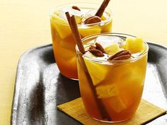 food recipes, food network, brown sugar, fall drinks, punch recipes
