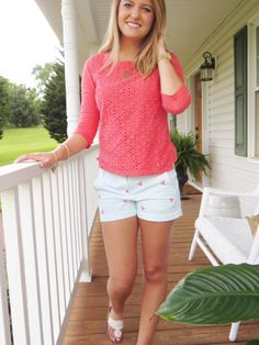 Already have the top:) I love the shorts!!!