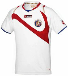 Costa Rica Away Kit for World Cup 2014 #worldcup #brazil2014 #costarica #soccer #football #CRC