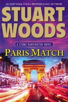 Paris Match (Stone Barrington) by Stuart Woods