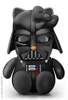 Hello, Kitty.  I am your father.
