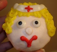 Nurse Cupcakes by katharry via Cake Central