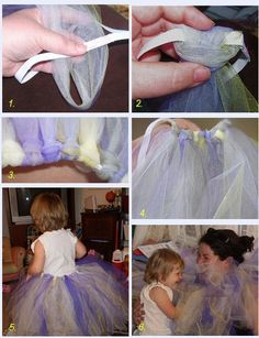 DIY tutu... Long for a princess or short for a ballerina. At my daughters party we gave each girl a princess skirt & hat. Then they made their own decorated wands.