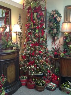 Oh skinny Christmas tree!