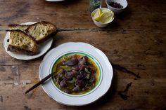 Christmas Lima Bean Stew | 101 Cookbooks