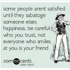 You gotta love those shady fake friends ;-)!      #LESSON LEARNED.
