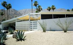 Palm Springs Modern Tour