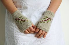 Cute herb mitts proj