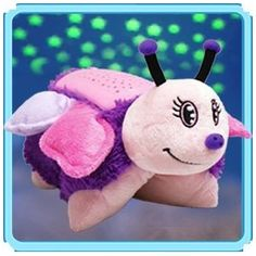 Dream Lite Pillow Pet Fluttery Butterfly - Isn't this just adorable! Great gift for a grandchild. Link to Amazon page where you may purchase it is here:  http://www.amazon.com/Dream-Lite-Pillow-Fluttery-Butterfly/dp/B008L0HMIY/ref=pd_sim_t_2/177-6743927-8440602#