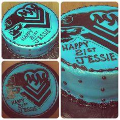 Metal Mulisha Maidens 21st Birthday Cake