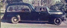 This is a 1940 Dodge 'roadster' hearse, and is most probably the only one ever constructed. It is believed to have spent its working life in Western Australia. Powered by a flat head six cylinder engine, with a three speed manual transmission. Body builder is unknown. funer coach