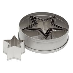 Ateco 6-Piece Graduated Star Cookie Cutter Set by Ateco, http://www.amazon.com/dp/B00004S1CL/ref=cm_sw_r_pi_dp_.ByCrb0WAS82C