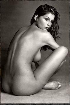 bodi, model, sexi, nude, laetitiacasta, laetitia casta, beauti, patrick demarchelier, photographi