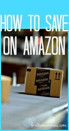 Learn how to save up to 15% on your Amazon Shopping