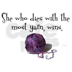 The Most Yarn!