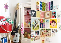 picture display ideas