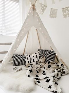 Our kids' dream room.