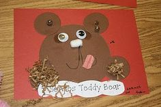 Can't wait to use this.  I have a bear theme this year and it will fit in nicely. balls, idea, craft, teddi bear, teddy bears, bells, sens bear, scienc, preschool