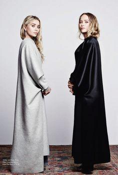 Mary-Kate & Ashley Olsen Harpers Bazaar September 2014