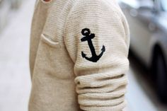 anchor knit.