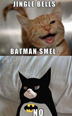 MEME - Grumpy Batman