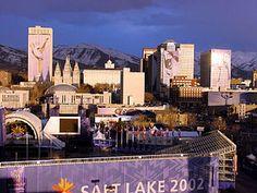 Salt Lake City's Downtown