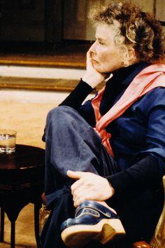 Katharine Hepburn, 1981