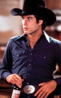 John Travolta....Urban Cowboy <3