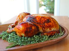dinner, chicken recipes, rosh hashanah, herbs, roast chicken, food, roasted chicken, honey herb, herb roast