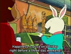 Happy 3 Day Weekend!
