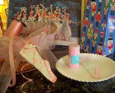 ballet slipper craft
