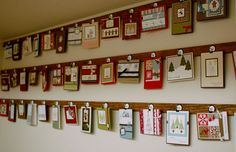 Display in my new stamp room