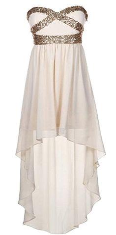 Grecian Glow Dress