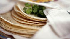 Soft Tacos with Avocado Salsa