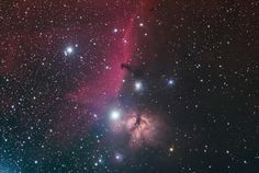 Horse Head Nebula (IC 434) in Orion