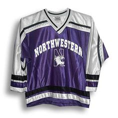 Northwestern Youth Ice Hockey Jersey