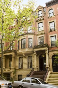 Townhouses For Sale in New York