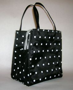 SAC : lunch tote