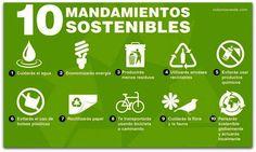 , mandamiento sosten, medio ambient, 10 mandamiento, mandamiento ecológico, green, el medio, los 10, ecología, medioambient