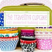 Cupcake Wrapper Assortment