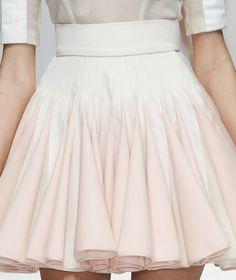 pretty swingy skirt