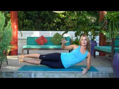 Side Muffin Buster Series- Part 1! Serious workout for your obliques. Can you say bye bye love handles!