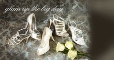 Shoes for the bride at Sears.com