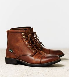 Eastland High Fidelity Cap Toe Boot - The most comfortable, versatile boots I've ever worn.